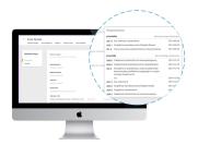 Kontekstowość, dane dostępne pod ręką, nawicacja pomiędzy informacjami