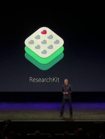 Apple-medical-ResearchKit