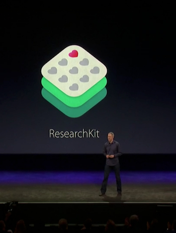 Apple-medical-ResearchKit