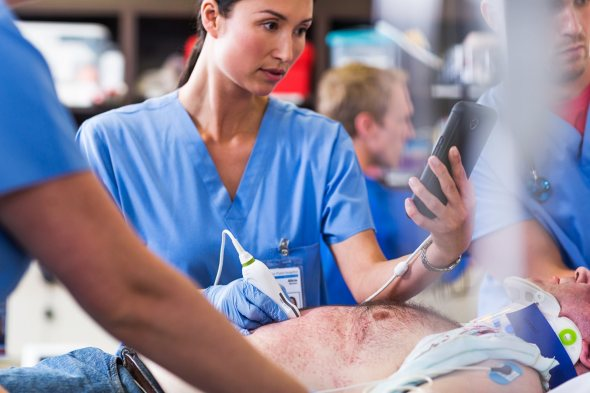 Philips-Launches-App-Based-Ultrasound-Solution